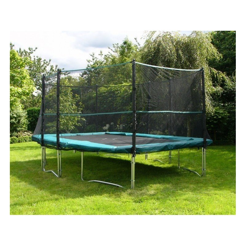filet de s curit pour trampoline. Black Bedroom Furniture Sets. Home Design Ideas